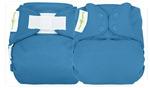 Многоразовые подгузники BumGenius синий
