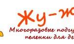 Жу-жу логотип