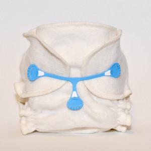 В многоразовых подгузниках WiseMam малышу комфортно и удобно